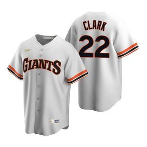 San Francisco Giants Will Clark Jersey